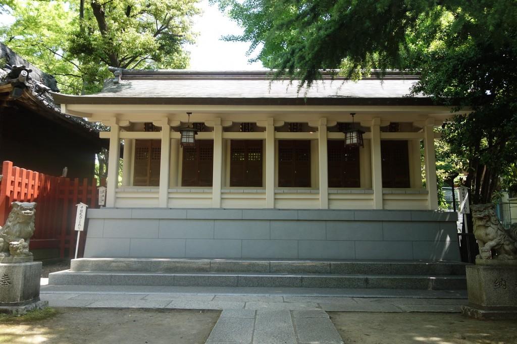 富岡八幡宮 末社六社