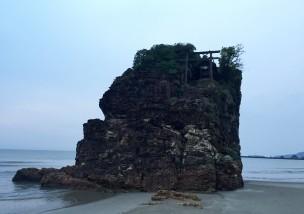 稲佐の浜トップ