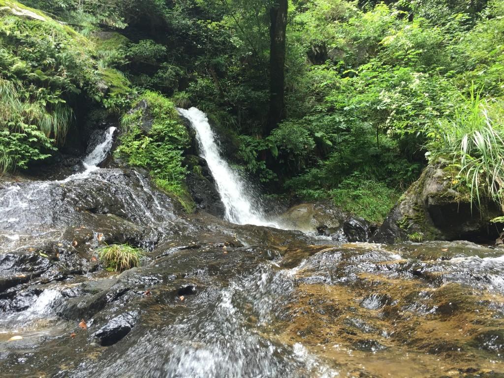 竜頭ヶ滝雌滝