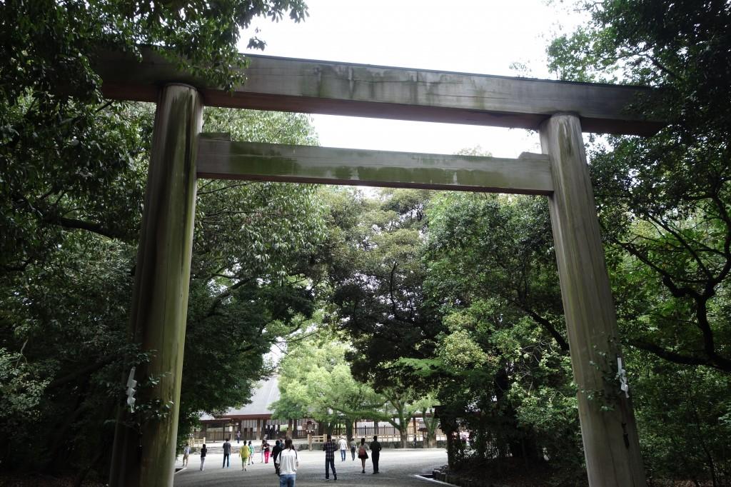 熱田神宮 門