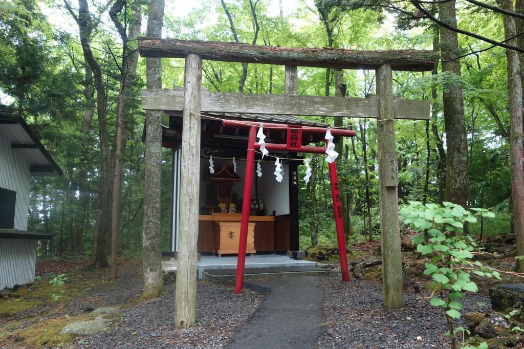 金運神社 稲荷社