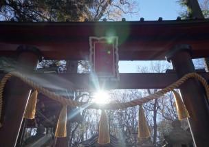 金運神社 本宮