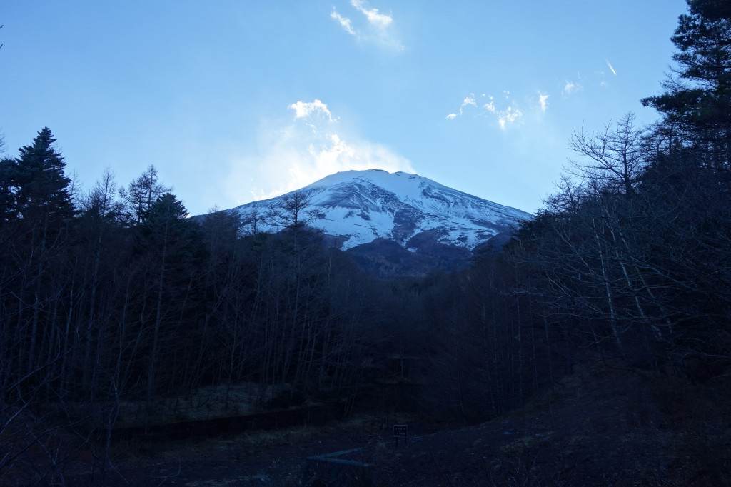 金運神社 富士山
